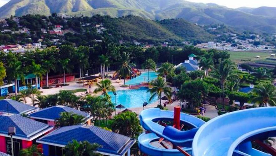 Image result for parque acuático guastatoya