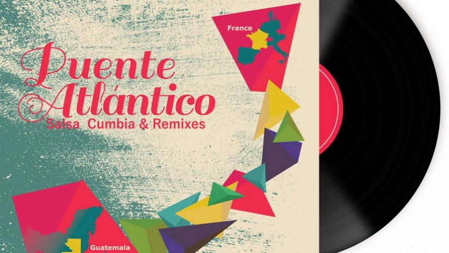 """Concierto y lanzamiento del vinilo """"Puente Atlántico""""   Abril 2017"""