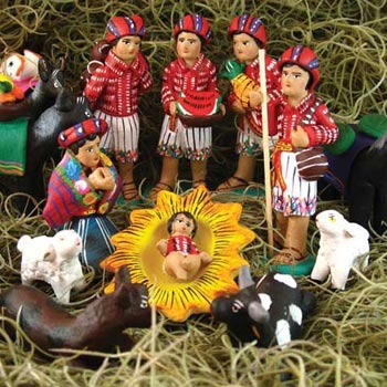 Qué día es la navidad en Guatemala