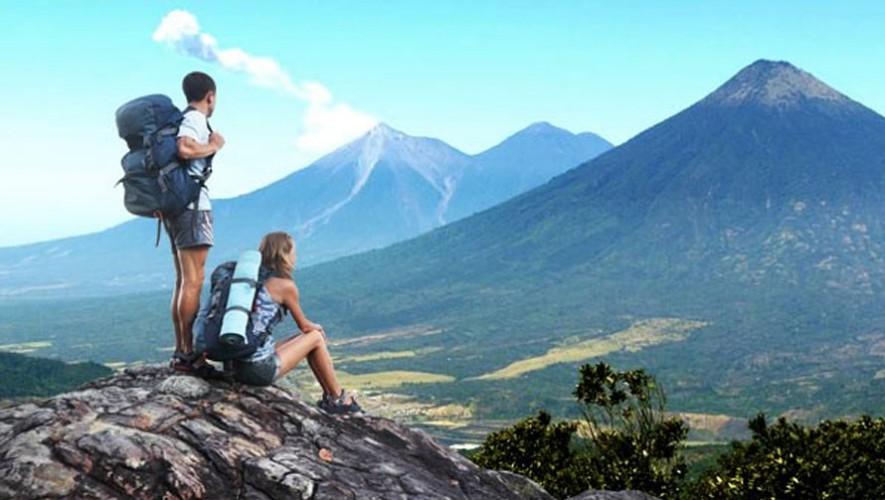 Expedición a volcán Pacaya de Aventura Vertical Gt | Abril 2017