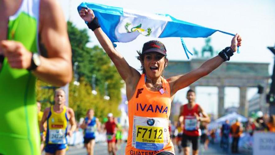 Silvana ha logrado completar la serie de las maratones más prestigiosas del mundo. (Foto: Facebook de Silvana de Rasch)