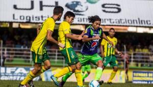 Partido de Antigua vs Guastatoya por el Torneo Clausura | Abril 2017