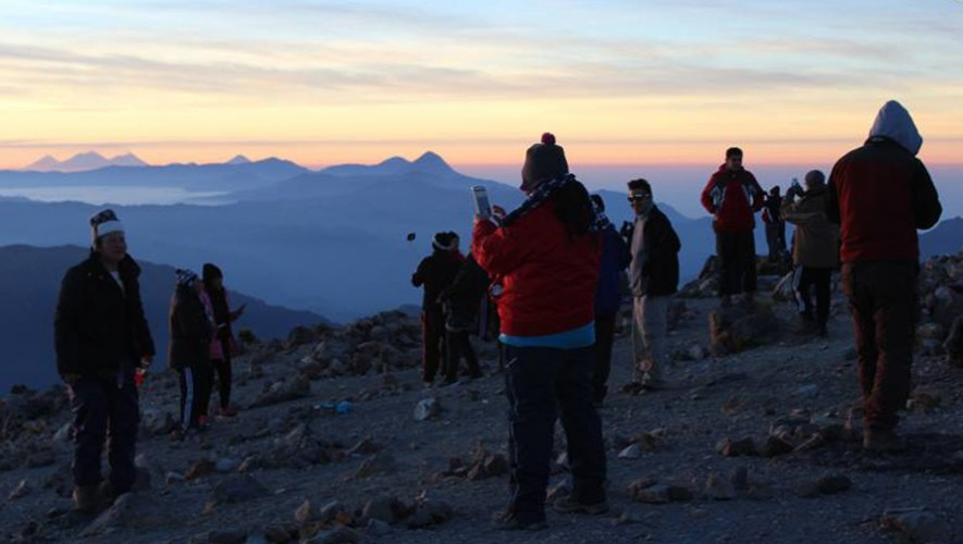 Ascenso al Volcán Tajumulco por X-Tours GT| Abril 2017
