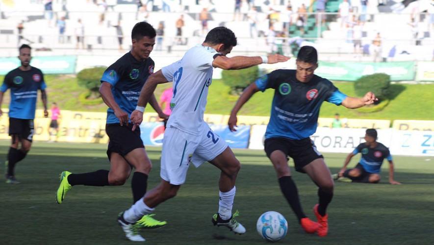 Partido de Carchá vs Comunicaciones por el Torneo Clausura | Abril 2017