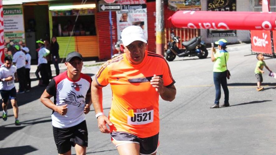 Carrera 10K Primavera en San Marcos | Abril 2017