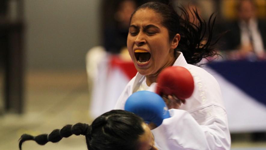 Cheili logró colgarse oro y bronce durante su participación en los Estados Unidos. (Foto: COGuatemalteco)