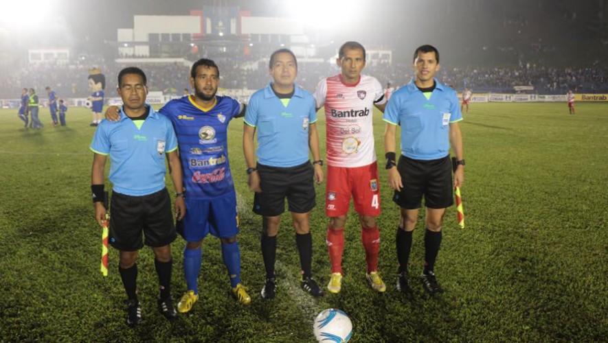 Partido de Cobán vs Mictlán por el Torneo Clausura | Abril 2017