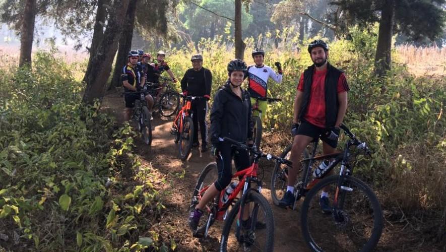 Colazo a El Progreso de 4 Bike's | Abril 2017