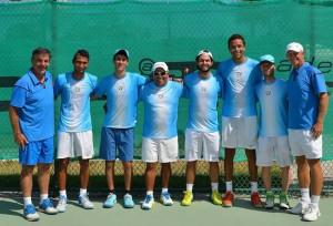 (Foto: Federación de Tenis de Campo Guatemala)