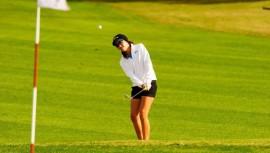 Los mejores golfistas juveniles de Guatemala buscarán el único cupo para el Mundial que se realizará en Japón. (Foto: Valeria Mendizabal)