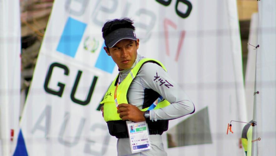 Diego Silvestre y David Hernández se colaron en el podio del Campeonato que se celebró en Florida. (Foto: COGuatemalteco)