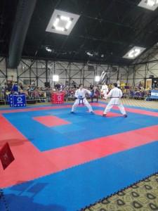 (Foto: Federación Nacional de Karate)
