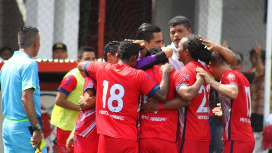 Partido de Malacateco vs Xelajú por el Torneo Clausura | Abril 2017