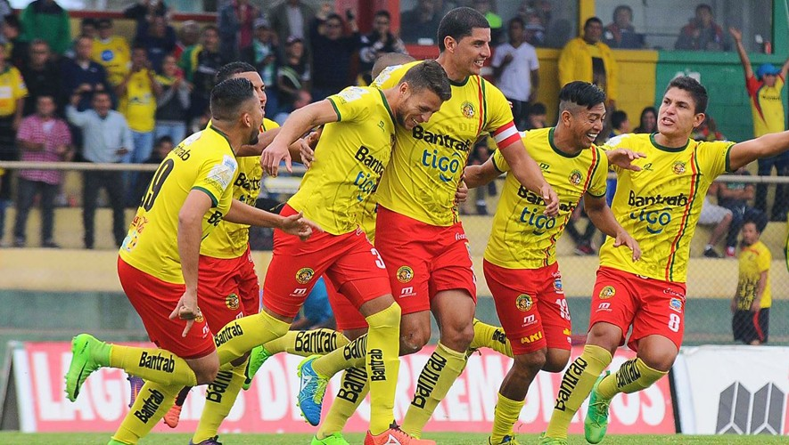 Partido de Mictlán vs Marquense por el Torneo Clausura | Abril 2017
