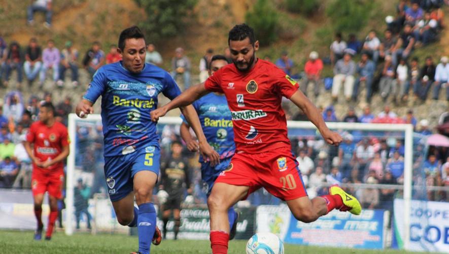Partido de Municipal vs Cobán por el Torneo Clausura | Abril 2017