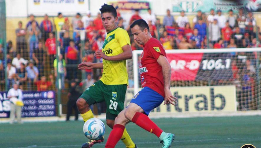Partido de Municipal vs Petapa por el Torneo Clausura   Abril 2017