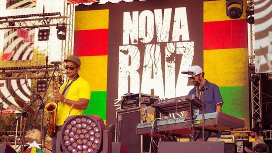 Concierto de Nova Raiz en Guatemala | Junio 2017