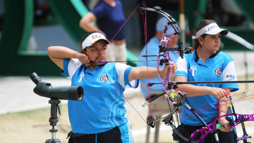 María José Zebadúa es la única guatemalteca que aseguró una medalla para la delegación que participa en México. (Foto: COGuatemalteco)