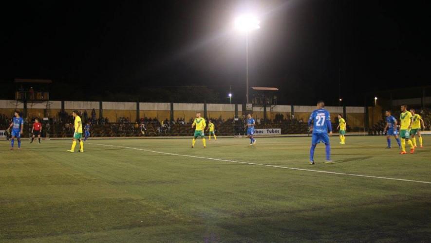 Partido de Petapa vs Cobán por el Torneo Clausura | Abril 2017