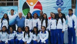 (Foto: Federación Nacional de Natación Guatemala)
