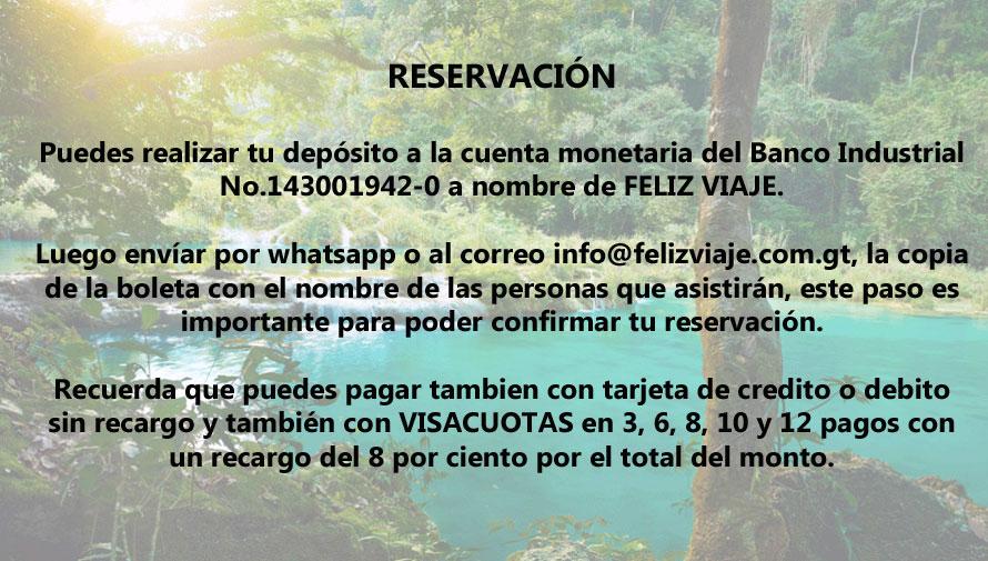 Reservación