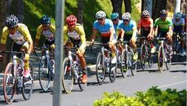 Manuel Rodas sigue imponiendo su condición como el mejor ciclista de Guatemala en la actualidad. (Foto: FGC)