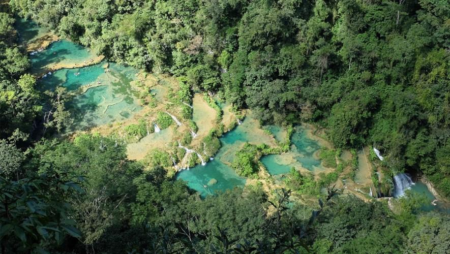 Viaje a Semuc Champey y Cuevas de Kamba   Abril 2017