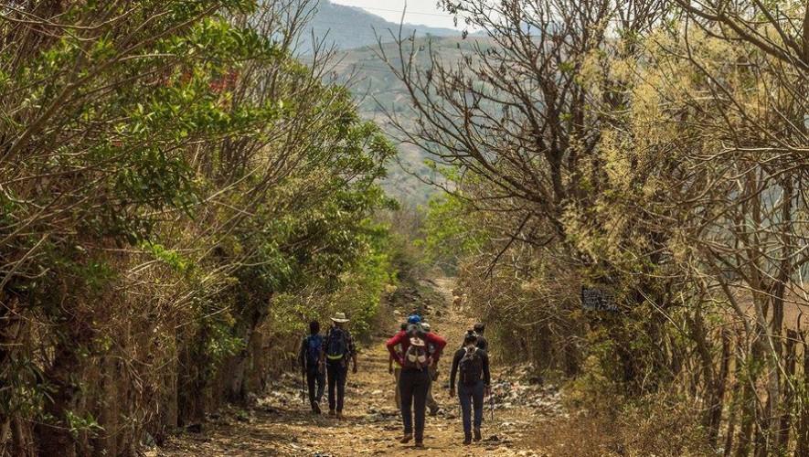 Ascenso a 4 volcanes de Jalapa por Go2Guate | Abril 2017