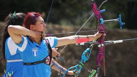 El equipo de Tiro con Arco sigue con su preparación rumbo al Festival Deportivo que se realizará en el país durante junio y julio. (Foto: COGuatemalteco)