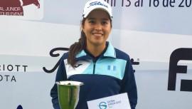 Mendizábal se quedó con el primer lugar de la categoría élite tras una gran actuación. (Foto: Colombian Junior International)