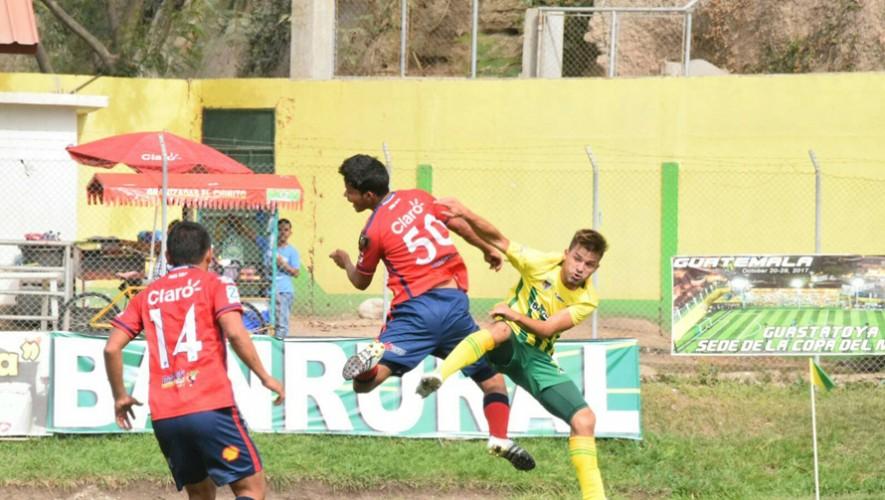 Partido de Xelajú vs Guastatoya por el Torneo Clausura | Abril 2017