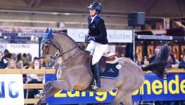Yuval consiguió su segundo triunfo en Europa, tras el primer lugar en el conruso en Holanda. (Foto: ANEG)