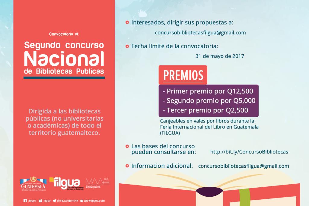 Bibliotecas de Guatemala