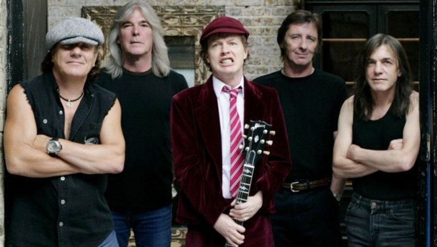 Tributo a AC/DC en Hard Rock Cafe | Mayo 2017