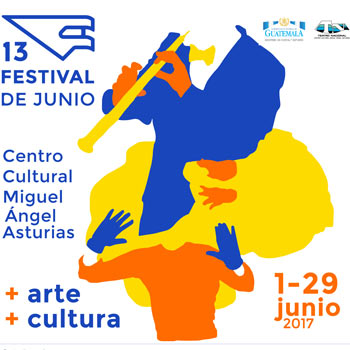 Actividades gratuitas en el Festival de Junio en Guatemala