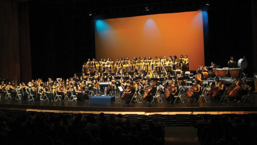 Concierto de música latinoamericana en Guatemala| Junio 2017