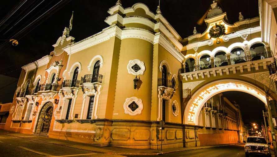 Anuncian el recorrido Noche de los Museos 2017 en la Ciudad de Guatemala
