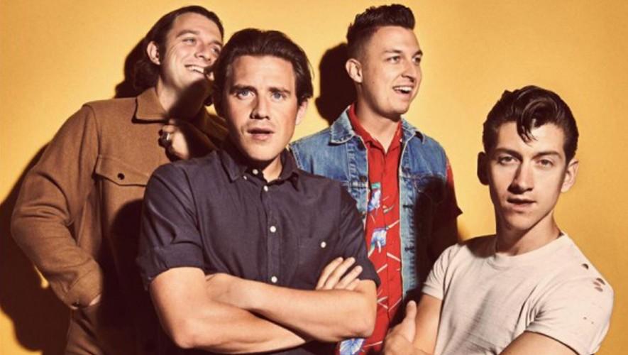 Una noche con Arctic Monkeys en Soma | Mayo 2017