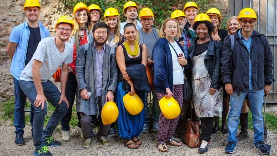 Arquitectos guatemaltecos ganan el primer lugar en la Biennale Spazio Pubblico