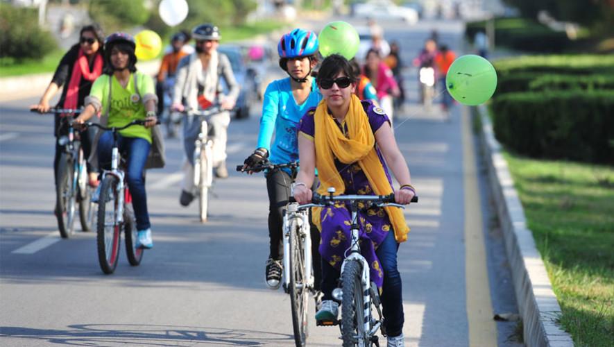 Primer BiciRotary en la Ciudad de Guatemala |Mayo 2017