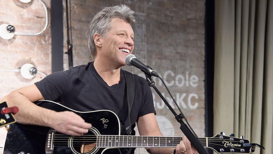 Tributo a Bon Jovi en Hard Rock Cafe | Junio 2017