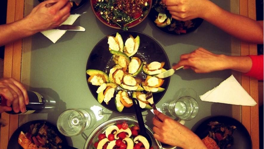 Cena de 8 tiempos por el Día de la Madre en Mercado 24 | Mayo 2017