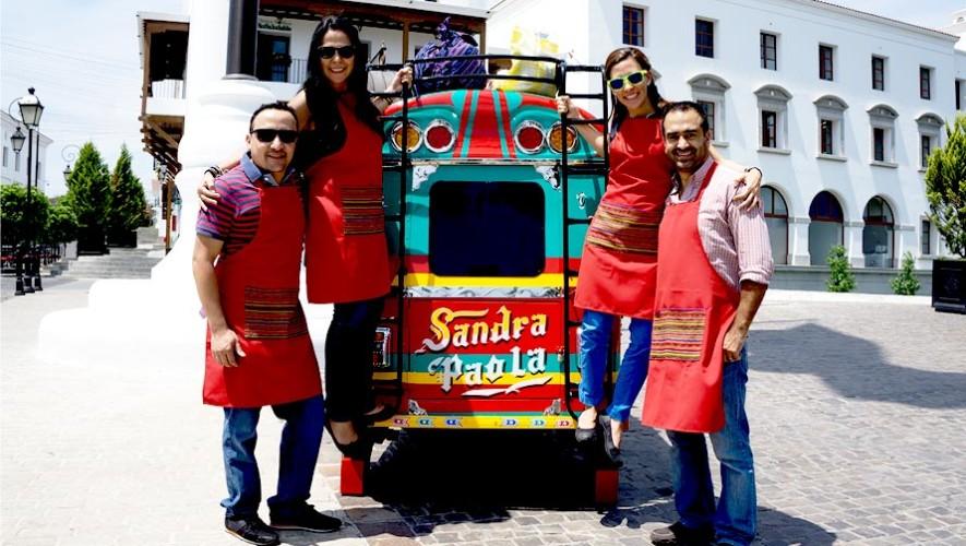 Chucherito GT, la colorida mini camioneta extraurbana de chucherías chapinas