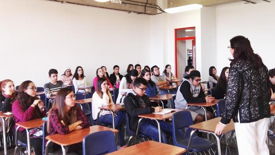 Clases gratis de inglés en la Ciudad de Guatemala