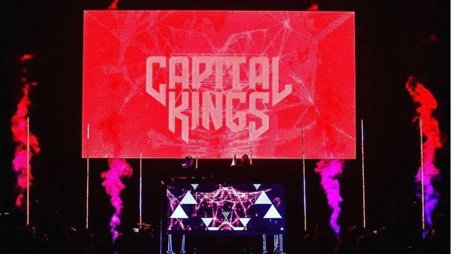 Concierto de Capital Kings en Guatemala | Junio 2017