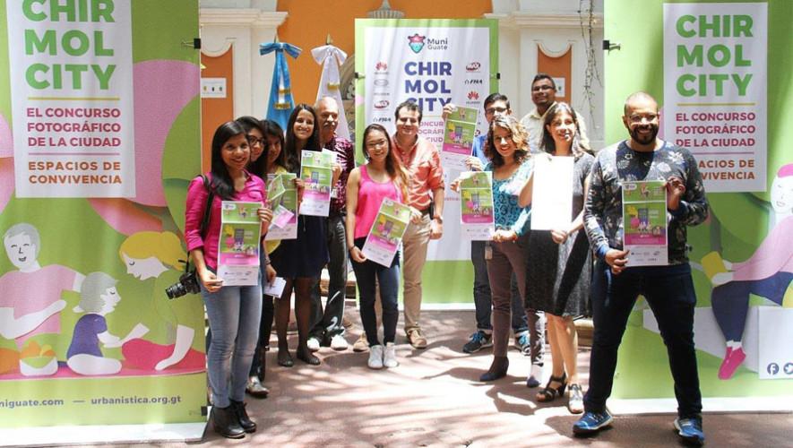Convocatoria para Chirmol-City 2017, Concurso Fotográfico de la Ciudad de Guatemala