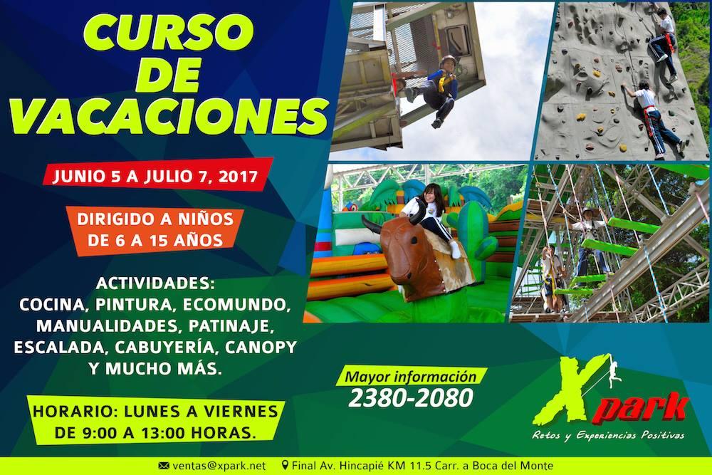 para niños en la Ciudad de Guatemala, junio 2017