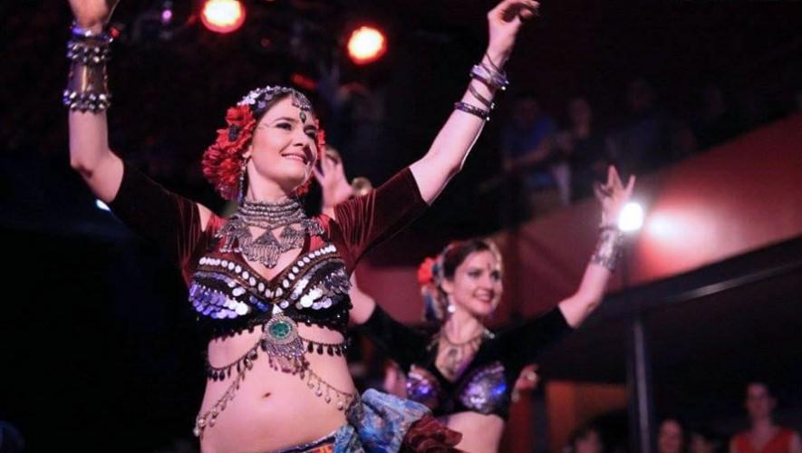 Show de danza tribal en Museo del Ferrocarril | Mayo 2017