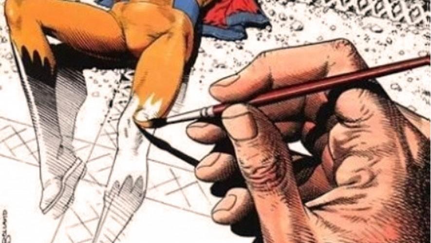 Taller de introducción al dibujo del cómic en Sophos | Mayo 2017