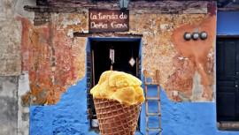 Los helados más exóticos de Guatemala